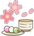 花より団子よりもお茶が好き。